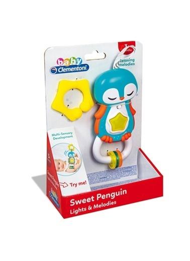 Clementoni Baby  ınteraktif Penguen Oyuncak 17331 Renkli